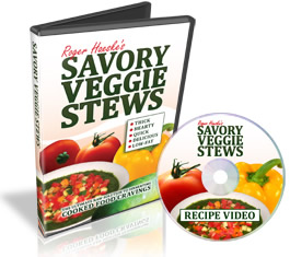 Savory Veggie Stews - Case Small